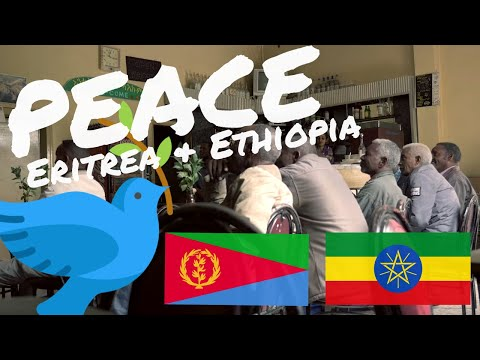 Peace Between Eritrea and Ethiopia: a Small Cafe in Asmara Watches