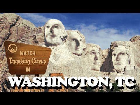 LINE Traveling Circus 9.1 Washington, TC