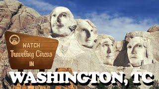 LINE Traveling Circus 9.1 Washington, TC