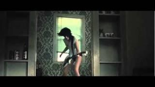 """The Runaways 2010 """"I Love Rock N Roll"""" movie scene"""