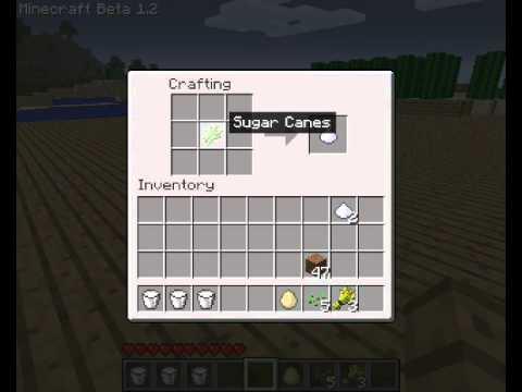 Milk Bucket Minecraft MINECRAFT how to make ...