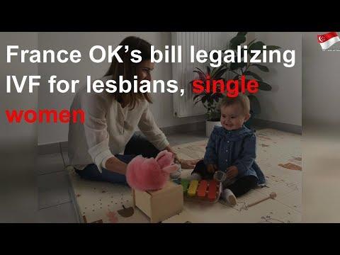 France passes bill legalizing IVF for lesbians, single women