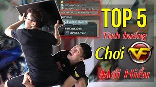 TOP 5 NHỮNG TÌNH HUỐNG CHỈ GAME THỦ ĐỘT KÍCH MỚI HIỂU! -TẬP 1