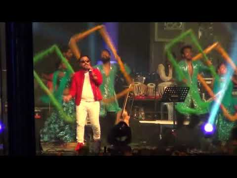 Adhyaksha Title Song Arjun Janya Live in Concert, Yuva Dhasara   September 25, 2017