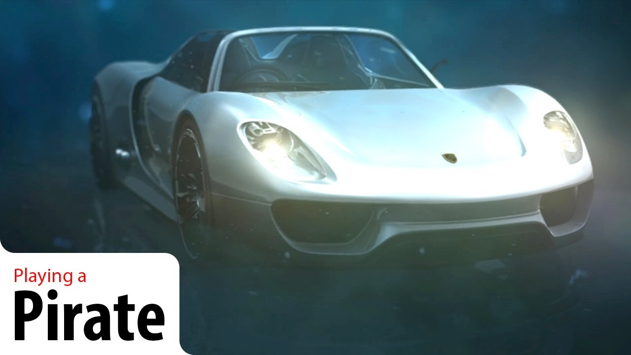 need for speed most wanted beat the porsche 918 spyder. Black Bedroom Furniture Sets. Home Design Ideas
