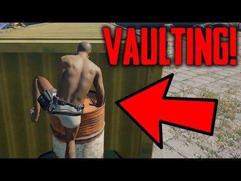 Vaulting & Climbing - NEW PUBG UPDATE!