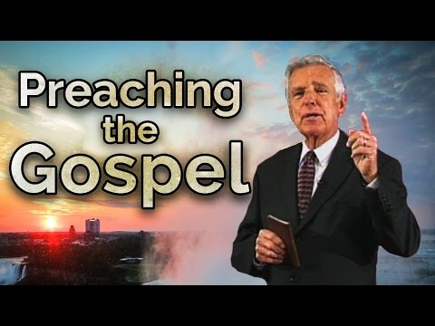 Preaching the Gospel with James Watkins: The Power of God