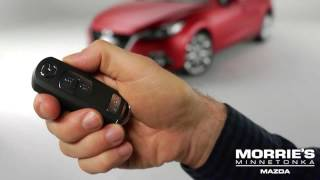 How To: Use Mazda Advanced Keyless Entry | Mazda3 | Morrie's Minnetonka Mazda