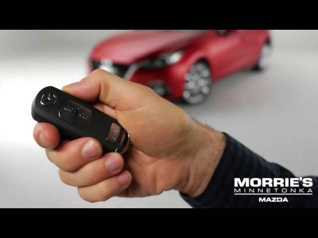 How To Use Mazda Advanced Keyless Entry Mazda3 Morries Minnetonka Mazda