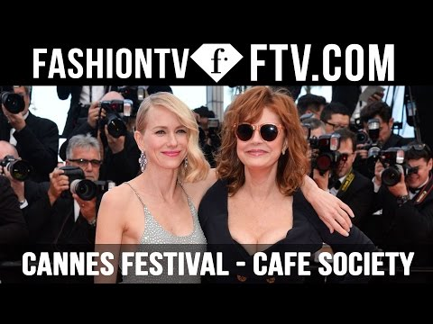 """Cannes Film Festival Day 1 Part 5 -  """"Cafe Society"""" 