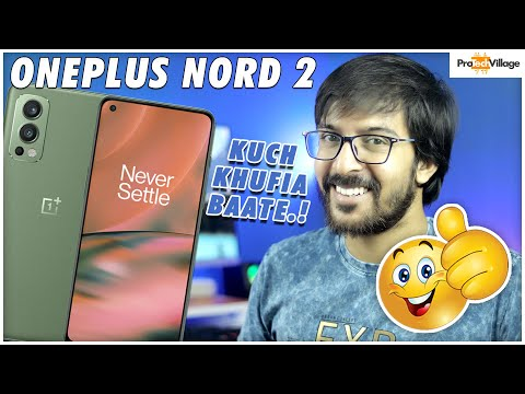 Download Oneplus Nord 2 💥 | Things to know before you buy it..! [HINDI]