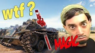 World of Tanks Приколы #161(Полёты,Падения,Фейлы)