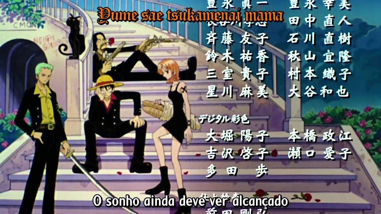 One Piece Movie 1 Ending HD - YouTube
