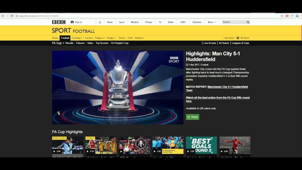 download video from bbc news website mac
