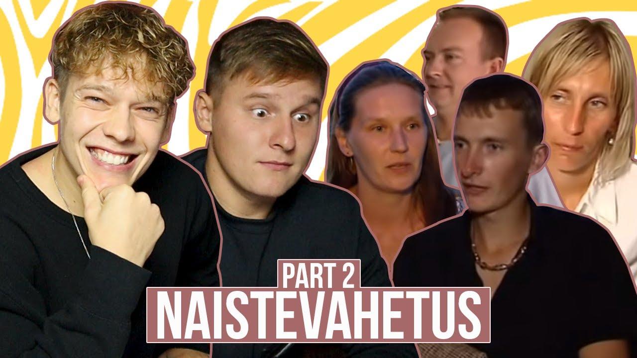 NAISTEVAHETUS (part 2)