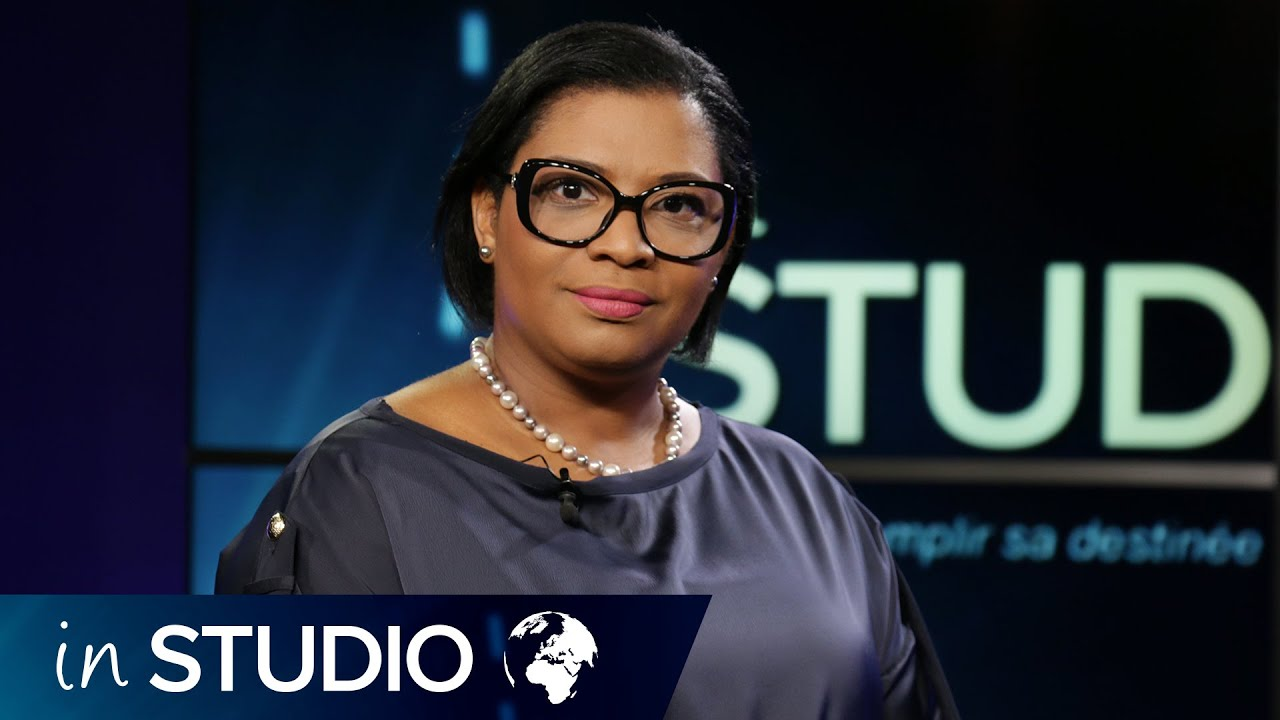 Comment affermir sa foi - In Studio - Jocelyne Goma