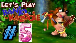 Let's Play Banjo Kazooie (N64) Episode 5: Let's Get Technical