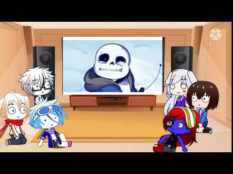 Download Undertale react to funny videos Part I (1/2)