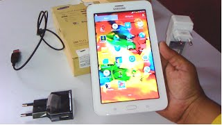 Unboxing Samsung Galaxy Tab3 Neo & Review