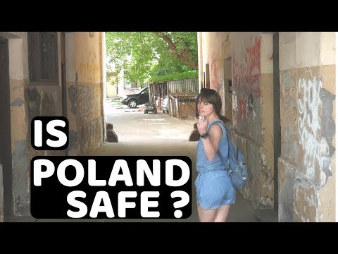 IS POLAND SAFE??? Despite what people are saying. PRAGA ,Warsaw