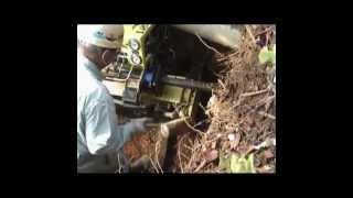 Мини ГНБ для установки на экскаватор(, 2012-11-11T16:06:06.000Z)