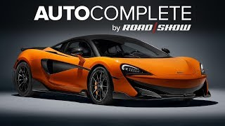 AutoComplete: McLaren 600LT costs a lot, Mean Mower V2 is crazy and Ariel Atom gets CTR transplant thumbnail
