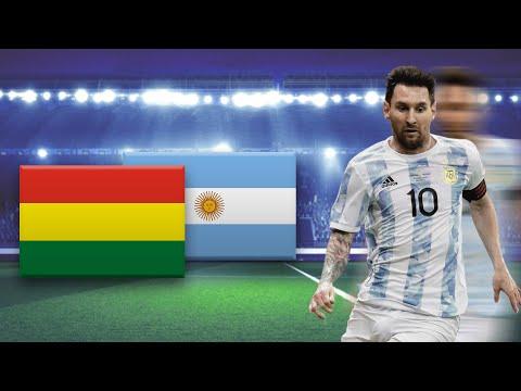 Messi zaubert Argentinien in die K.o.-Phase   Bolivien - Argentinien