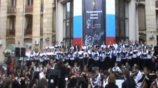CHORUS INSIDE - 2013 (Moscow, RGGU). A. Adkins