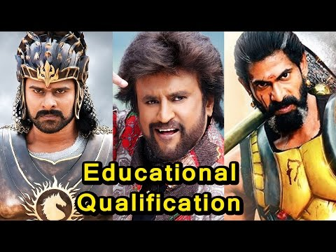 Top 8 South Indian Stars Educational Qualification (2017)