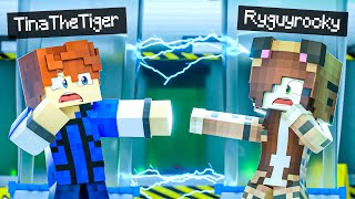 Me and My Girlfriend Swapped Bodies... - Minecraft Academy