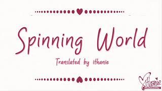 [SUB INDO] Diana Garnet - Spinning World (Naruto Shippuden Ost. Ending 32)