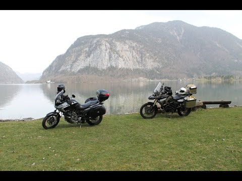 8 days through Balkans-Motorcycle trip from Greece to Austria