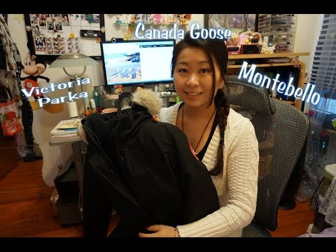 Canada Goose kids replica fake - Canada Goose Montebello Parka Review from Peter Glenn - YouTube