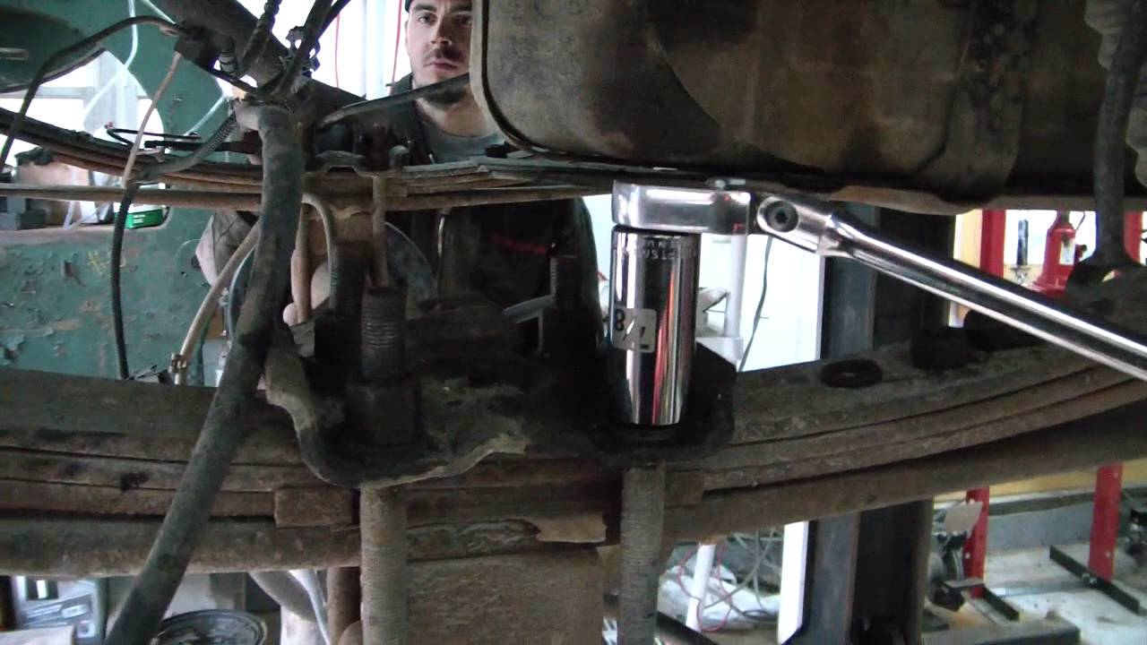 Mazda/ Ford ranger project 13 Rear axle swap