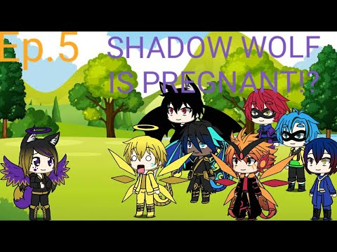 Misadventures Of Holy Dragon & Shadow Wolf (GachaLife) Ep.5 [Read Desc]