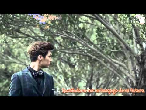 MV Ost Fall In Love With Me - Aaron Yan & G.NA - Half ( Sub Español + Karaoke)