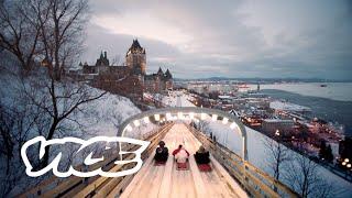 La Guía Vice a Canadá | Quebec | Cultura de la nieve | Capítulo 11