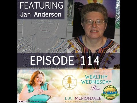 Jan Anderson Helps You Start Up Your Energy Healing Business