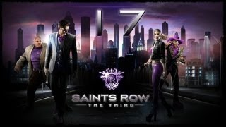 Let's Play Saints Row The Third [Blind/Full HD] #17 - Nackt rumlaufen