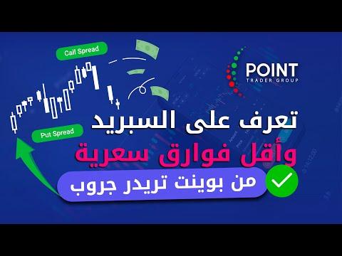 Point Trader Group | تعرّف على الاسبريد وأقل فوارق سعرية من بوينت تريدر جروب