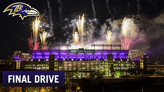 Ravens Can't Wait For Primetime Atmosphere in Baltimore |  Ravens Final Drive