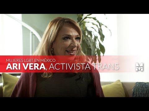 Mujeres LGBT+ en México: Ari Vera 🏳️🌈 Homosensual
