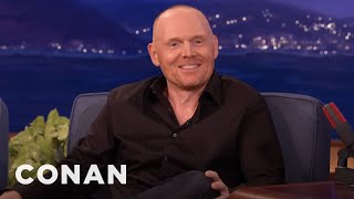Bill appreciates that Donald shoots from the hip, even if he's still a filthy rich plutocrat. More CONAN @ http://teamcoco.com/video Team Coco is the official ...