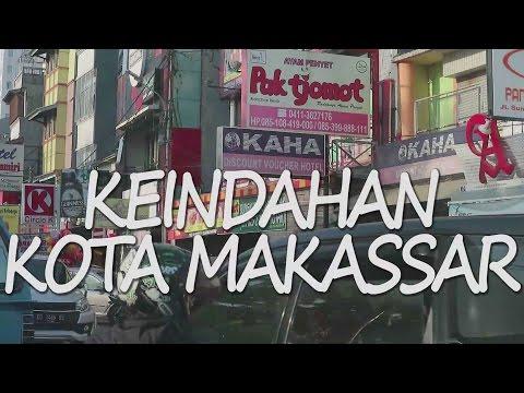 Menelusuri keindahan sudut kota Makassar Sulawesi Selatan