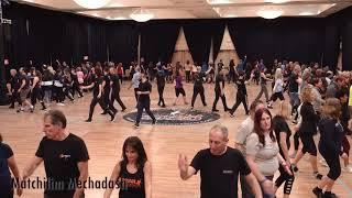 Matchilim Mechadash Dance- Amami מתחילים מחדש ריקוד- עממי