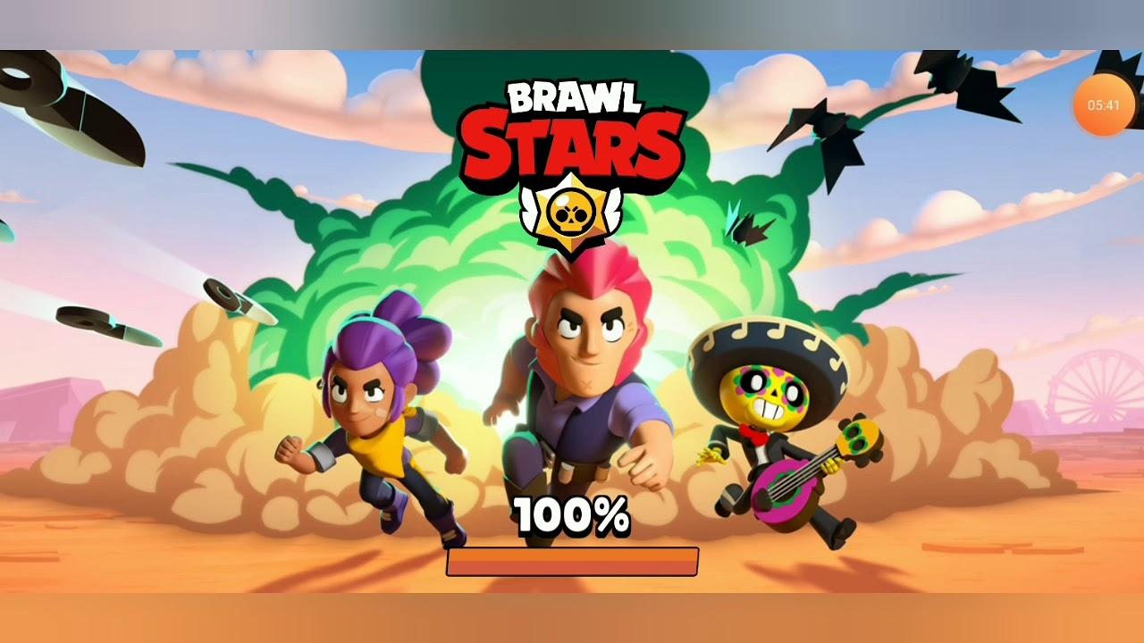 Brawl Stars новые персонажи!!! - YouTube