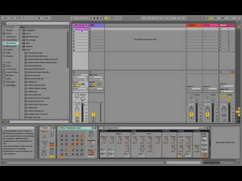 Generating Random Music In Ableton Live