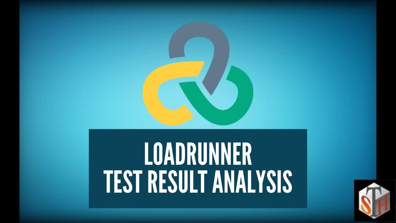 loadrunner training tutorial test result analysis loadrunner training tutorial 9 test result analysis