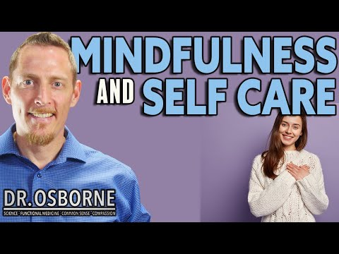 You should not be your own afterthought! - Mindfulness and self care
