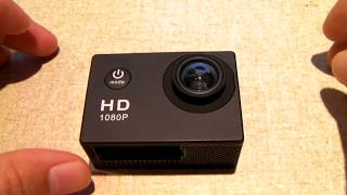 Teardown of the generic 1080p Action Camera